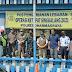 Hingga Hari Terakhir Petugas Penjagaan Posko Arus Mudik Sungai Rumbai Terus Bekerja