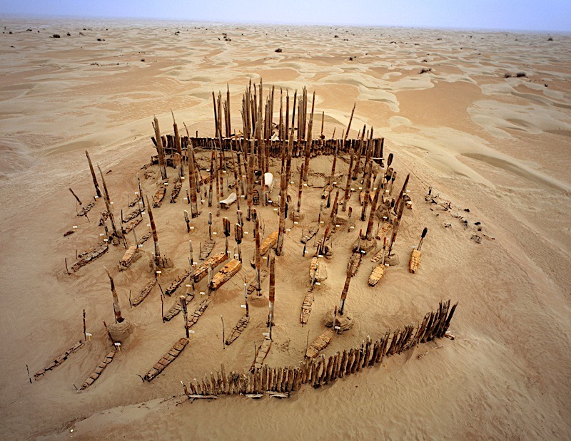 Xiaohe: A 4000-Year-Old Desert Cemetery