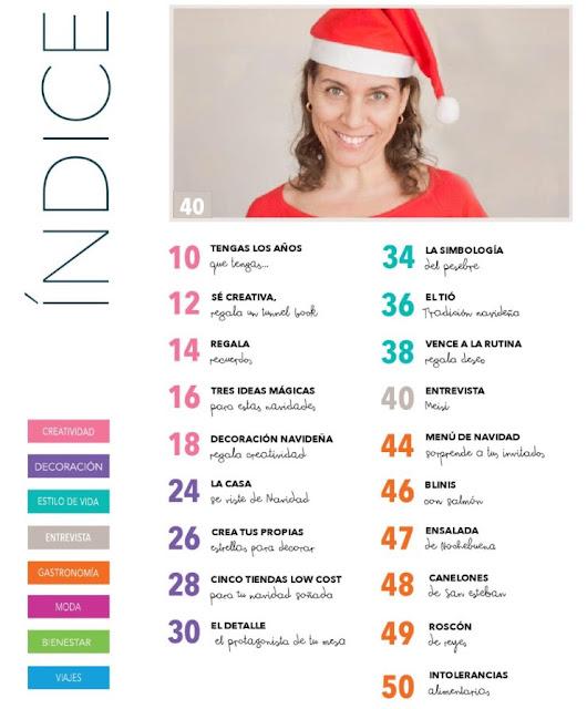 Revista Blogirls Navidad numero especial