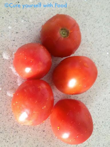 Manasa's Tomatoes