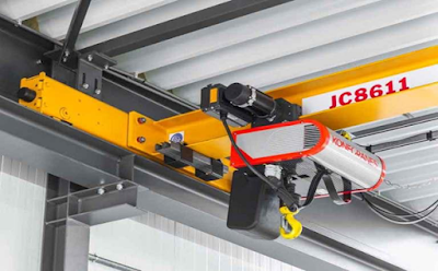 Spesifikasi Lengkap Hoist Crane