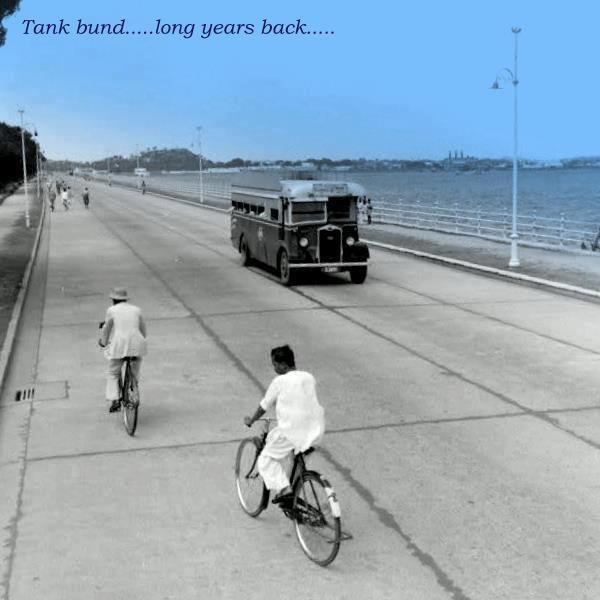 Hyderabad - Rare Pictures - HussainSagarold.jpg