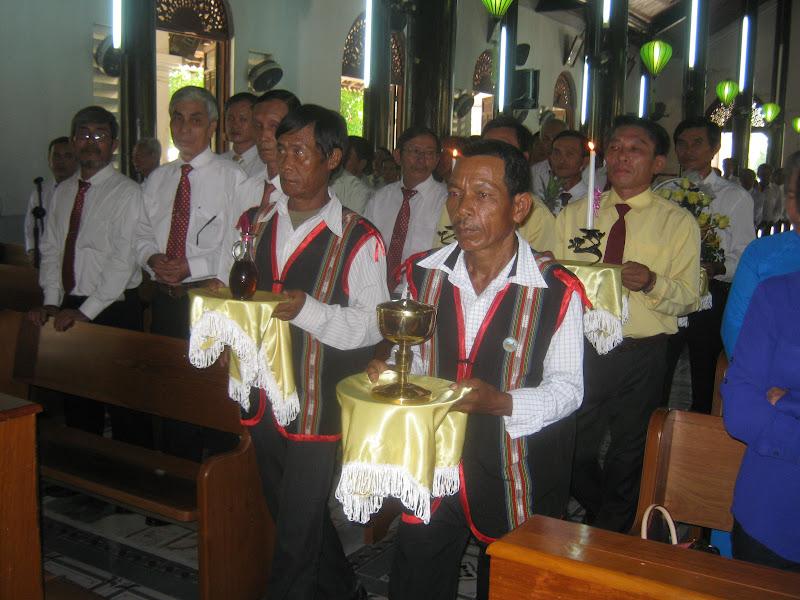 Tĩnh tâm - Thánh lễ mừng kính thánh Anrê Kim Thông, bổn mạng Hội đồng giáo xứ - giáo hạt Diên Khánh