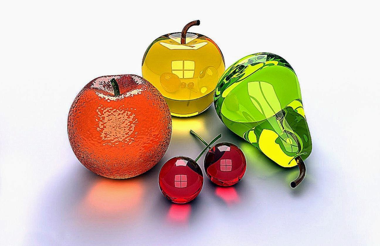 Chelsea: All About HD Wallpaper: 3D Fruits Wallpaper Widescreen Hd