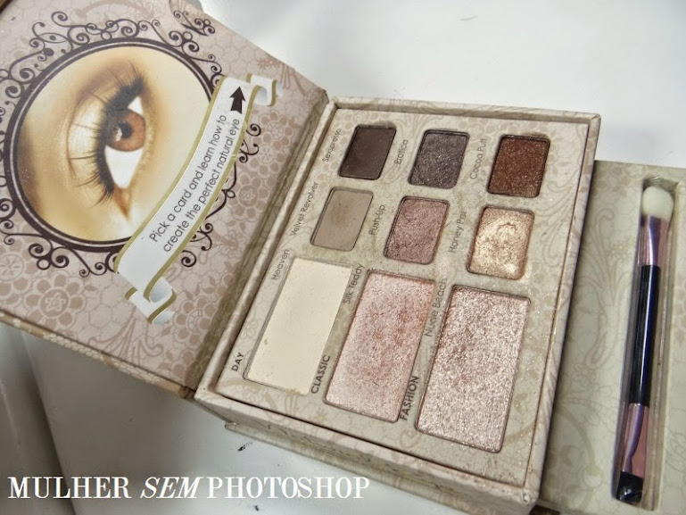 Paleta Natural Eyes Too Faced