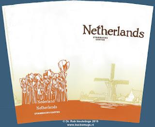 Netherlands Tumbler