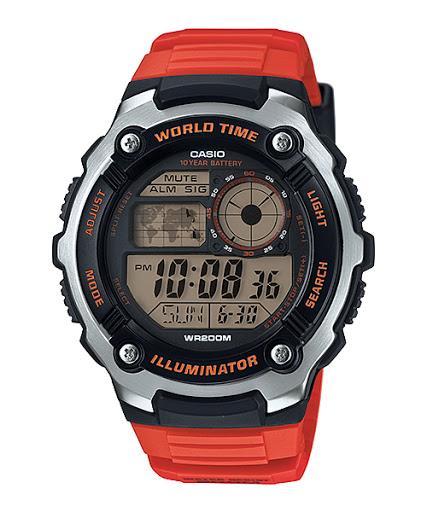 Jual Jam Tangan Casio Standard   AE-2100W  b542a70737