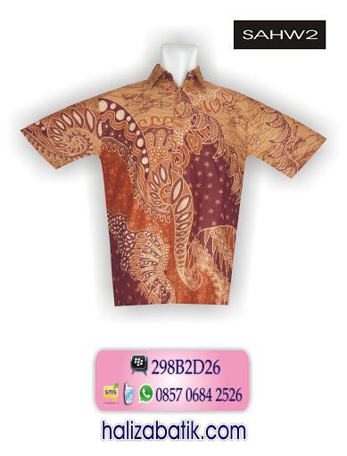 model batik kerja, model baju kantor, baju online murah