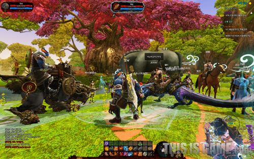 Những hình ảnh cận cảnh về MMORPG ASTA 11