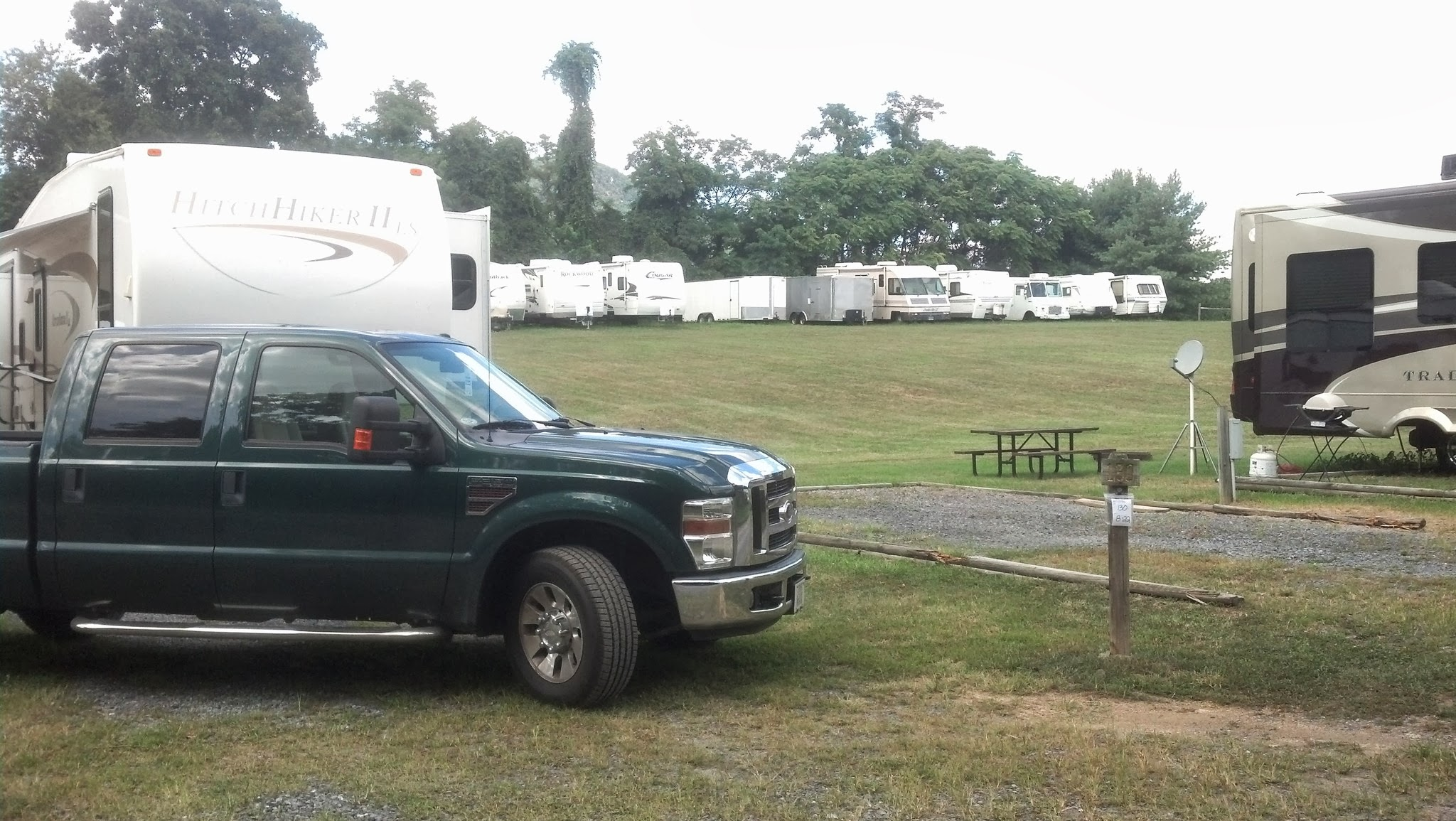Campground Review Skyline Ranch Resort Front Royal Va