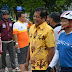 Bersama Pejabat Pemda, Pegawai BPKP Sulsel Bersepeda Keliling Kota Watansoppeng