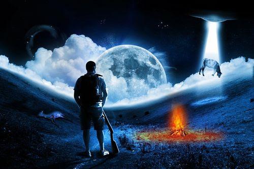 異星人の宇宙船説