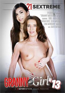 Granny Meets Girl 13