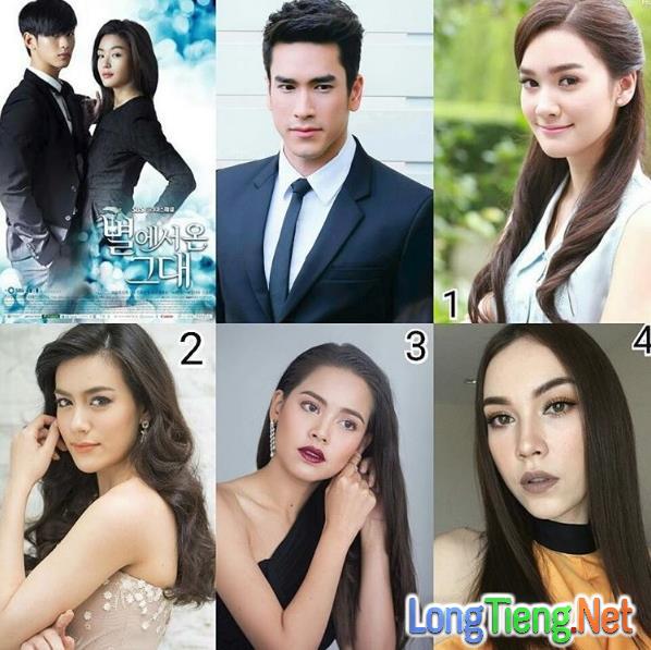 Fan rục rịch đề cử các mỹ nhân đứng top cho Vì Sao Đưa Anh Tới bản Thái - Ảnh 2.
