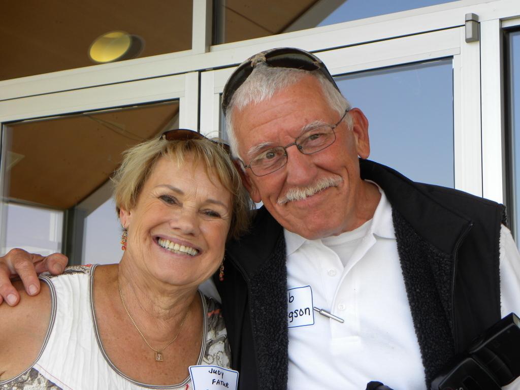 Judy Fatur, Bob Hodgson