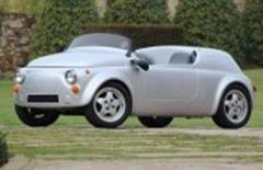 106 Fiat 595 Barchetta