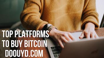 Top platforms to buy bitcoin