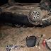 Colisão entre carro e moto faz uma vítima fatal na MT-320 em Carlinda