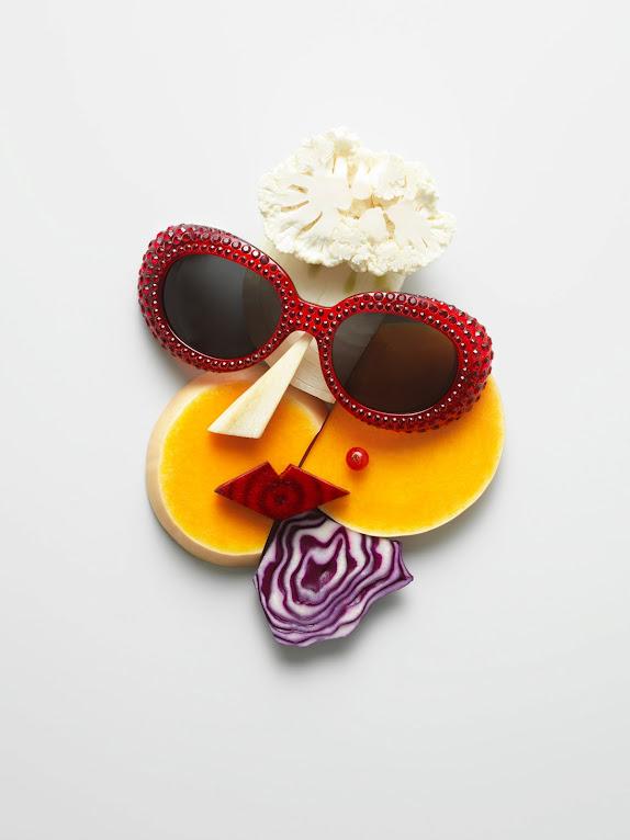 *果臉眼鏡展示架:瑞典藝術家 Philip Karlberg 抽象視覺成列 ! 4