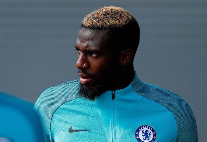 Tiemoue Bakayoko involved in 'horror' car crash on way home from Chelsea training