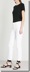 Paige Hoxton High Rise Straight leg Jeans