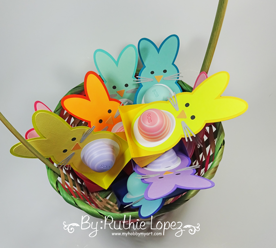 Bunny Lip Balm - Eos balm - SnapDragon Snippets - Ruthie Lopez - My Hobby My Art 6