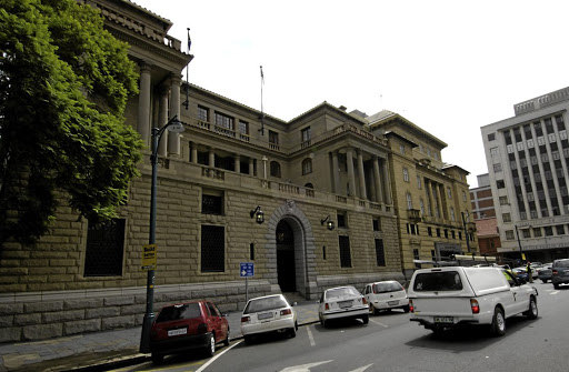 The Treasury building in Pretoria.Picture: RUSSELL ROBERTS