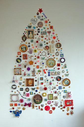 Árvore de natal diferente 5