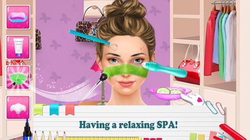 Beauty Salon - Back-to-School apkpoly screenshots 2
