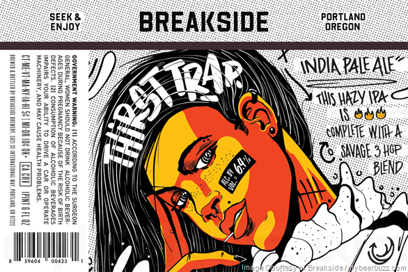 Breakside Brewery - Thirst Trap