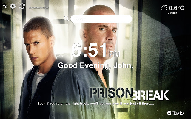 Prison Break NEW Wallapaper 2019 Tab Theme