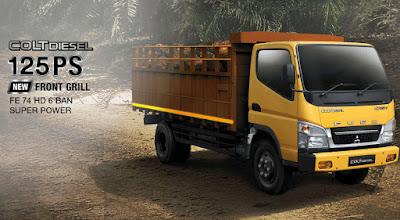 Mobil Truk yang Cocok untuk Angkutan Komoditas Kelapa Sawit Skala Kecil Menengah