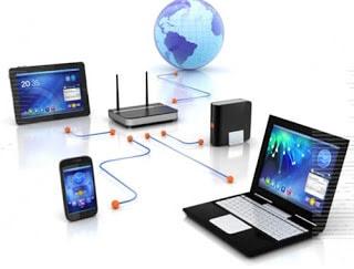 por medio de wifi podrás transferir información rápidamente de un equipo a otro sin importar la distancio solo necesitamos que los equipos estén conectados a una red wifi