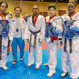 BrazilTaekwondoStichtingAGana1OroY2PlataNaOrlando