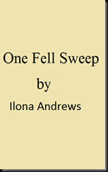one fell sweep  (Innkeeper Chronicles #1)