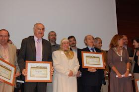 15 ANIVERSARIO del CCIV. Autoridades y Socios de Honor