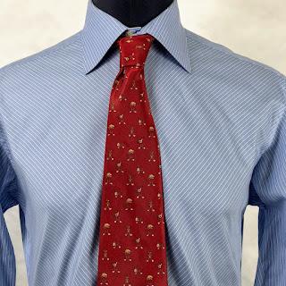 Hermès Shirt & Tie #2