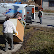 samaritáni v akcii - doručenie potrieb núdznej matke pri Topoľčanoch