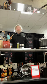 Culinary Council Recap: Tom Douglas, Culinary Council member at the Macy's at Washington Square Dec 14, 2013