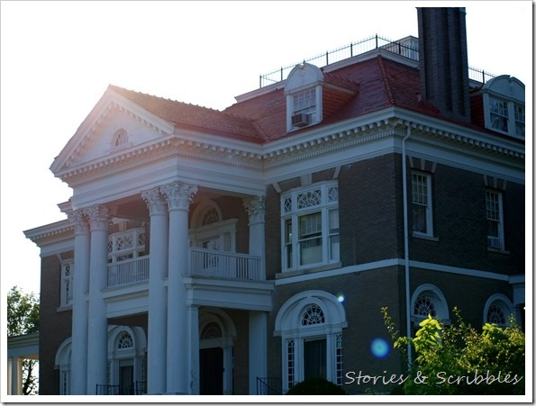 Rockcliffe Mansion, Hannibal, MO