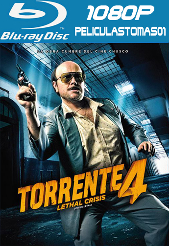 Torrente 4: Lethal Crisis (Crisis Letal) (2011) BDRip m1080p