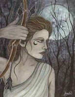 Invocation To Artemis, Gods And Goddesses 5