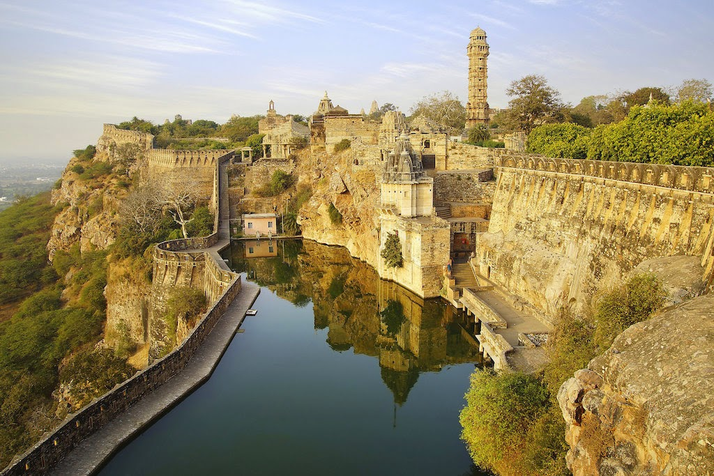 Big Palace Fort in Rajasthan