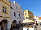 Hotel Bílý Koníček - Český Krumlov