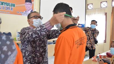 Puluhan Petani Milenial Padang Panjang Ikuti Pelatihan Pengolahan Jamur dan Susu