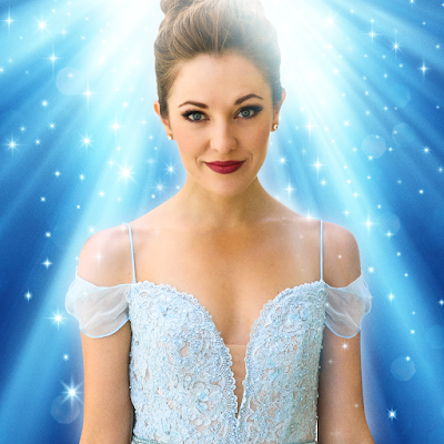 Laura Osnes in the Broadway Princess Party