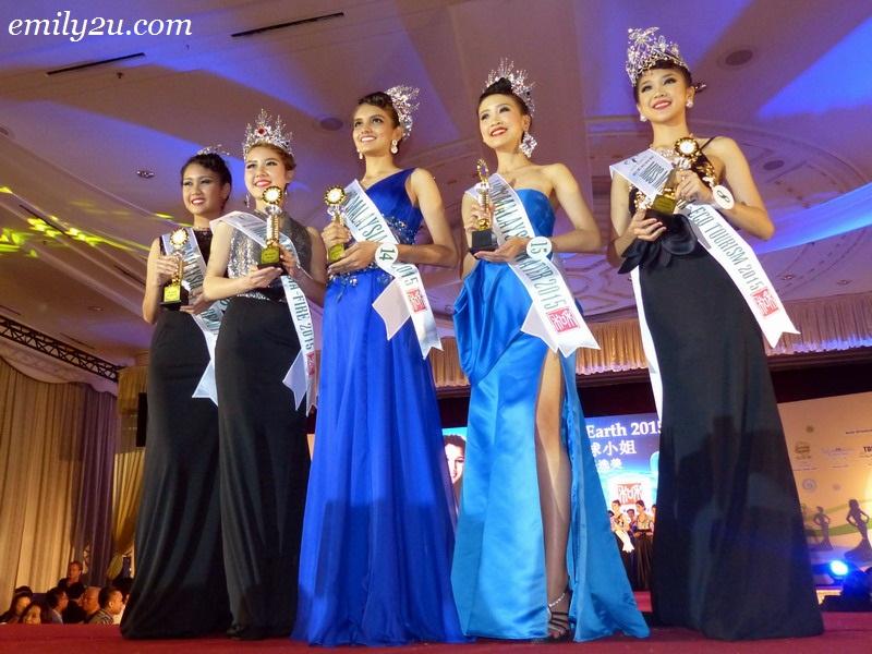 Miss Malaysia Earth 2015