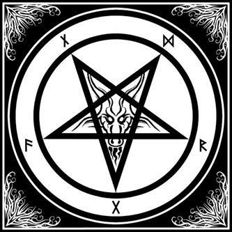 Satanic Pentacle, Black Magic