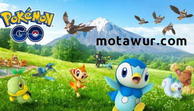 Pokemon go - أفضل ألعاب الأندرويد لعام 2022