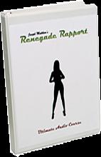 Cover of Joseph Matthews's Book Renegade Rapport.mp3